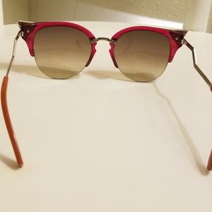 fa573421564 Fendi Accessories - Fendi Iridia Cat Eye Sunglasses